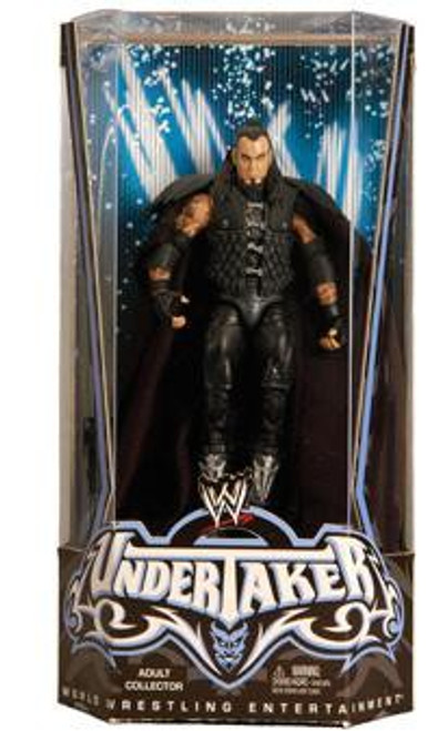 WWE Wrestling Exclusives Undertaker Exclusive Action Figure