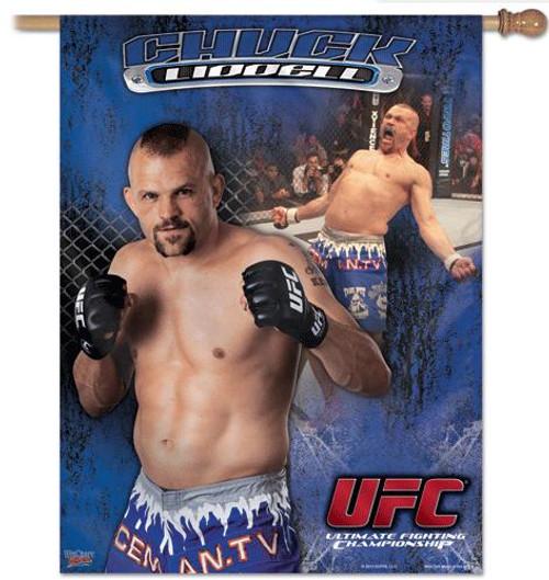 UFC Chuck Liddell Banner