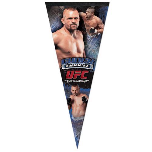 UFC Chuck Liddell Pennant