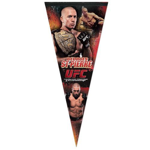 UFC Georges St Pierre Pennant