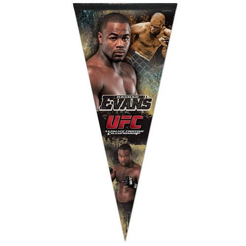 UFC Rashad Evans Pennant