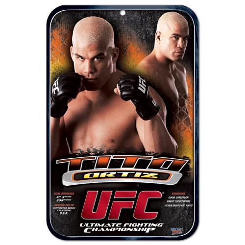 UFC Tito Ortiz Sign