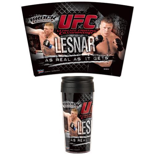 UFC Brock Lesnar Travel Mug