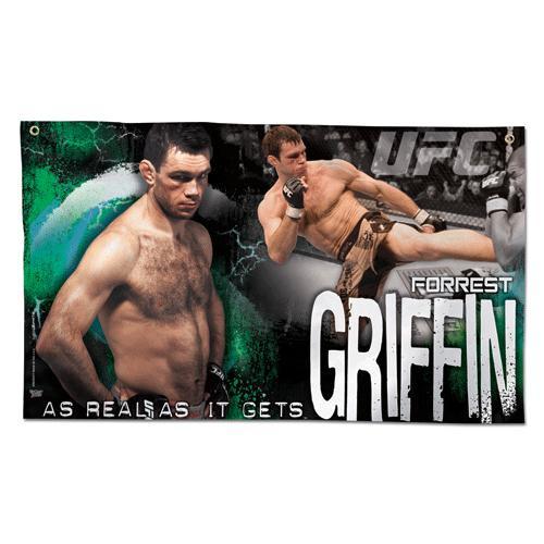 UFC Forrest Griffin Wall Banner