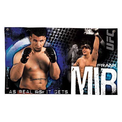 UFC Frank Mir Wall Banner
