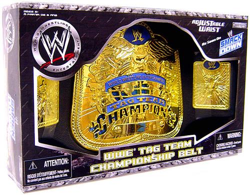 WWE Wrestling Kids Replicas Smackdown Tag Team Championship Belt