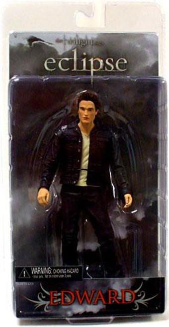 NECA Twilight Eclipse Series 1 Edward Cullen Action Figure