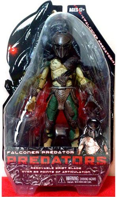 NECA Predators Series 1 Falconer Predator Action Figure