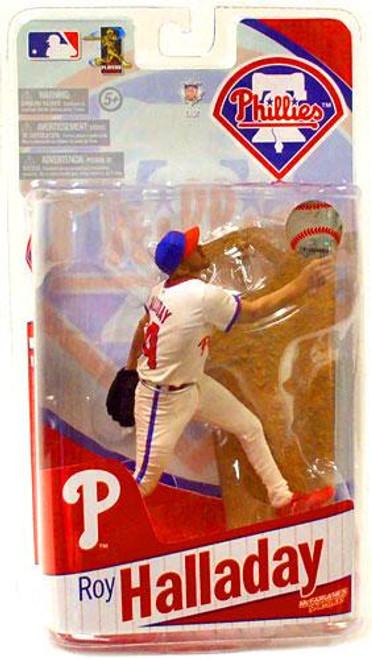 McFarlane Toys MLB Sports Picks 2010 Philadelphia Phillies Roy Halladay Action Figure