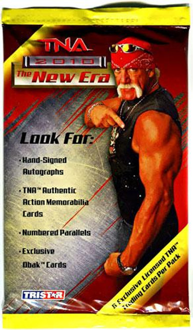 TNA Wrestling 2010 TNA New Era Trading Card Pack