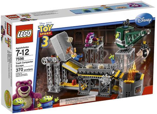 LEGO Toy Story 3 Trash Compactor Escape Set #7596