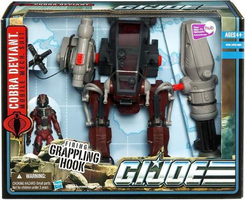 GI Joe Pursuit of Cobra Cobra Deviant Action Figure Vehicle [Mobile Mech Suit]