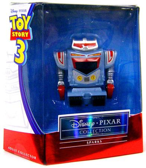 Toy Story 3 Disney Pixar Collection Sparks Action Figure [Foil Package]