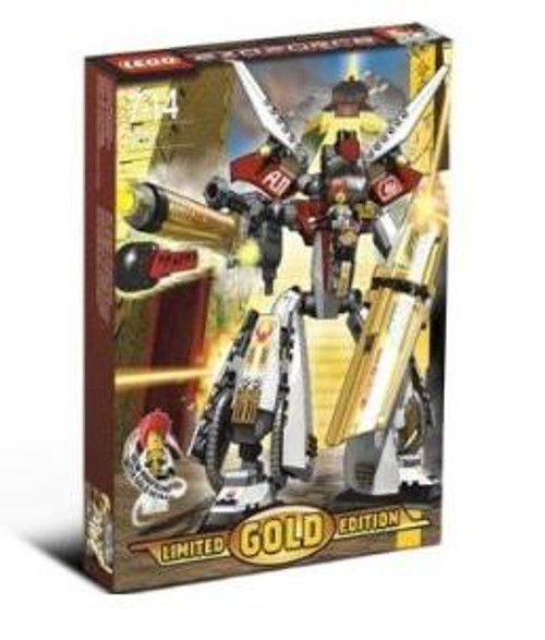 LEGO Exo Force Golden Guardian Set #7714