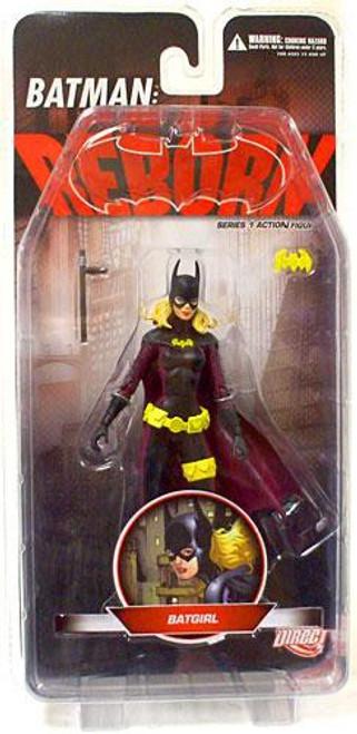 Batman Reborn Series 1 Batgirl Action Figure