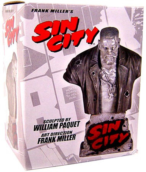 Sin City Legends Marv Bust