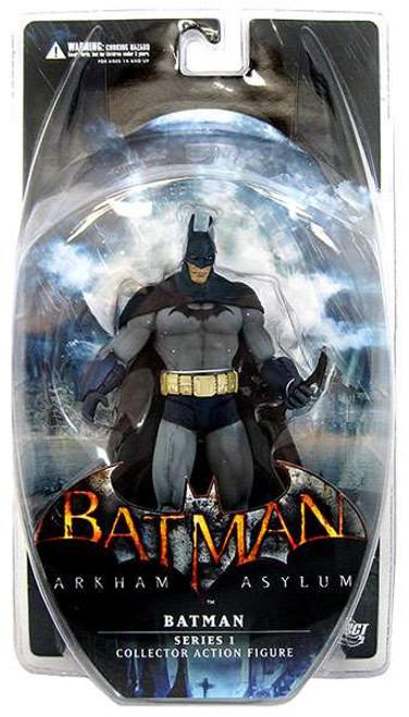 Arkham Asylum Series 1 Batman Action Figure