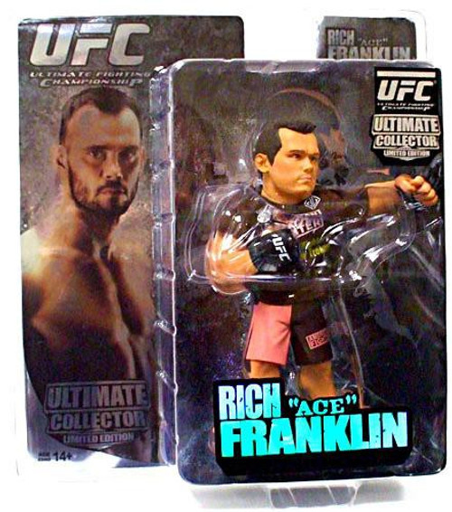 """UFC Ultimate Collector Series 3 Rich """"Ace"""" Franklin Action Figure [Limited Edition]"""