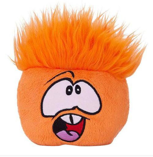 Club Penguin Series 5 Orange Puffle 4-Inch Plush