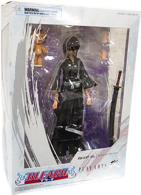 Bleach Play Arts Kai Rukia Action Figure
