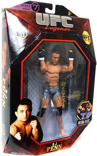 UFC Collection Series 7 BJ Penn Action Figure [UFC 31]