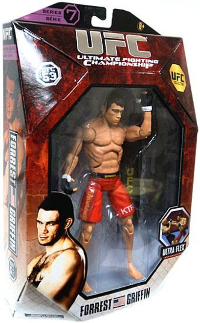 UFC Collection Series 7 Forrest Griffin Action Figure [UFC 53]