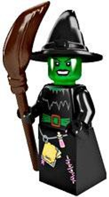 LEGO Minifigures Series 2 Wicked Witch Minifigure [Loose]