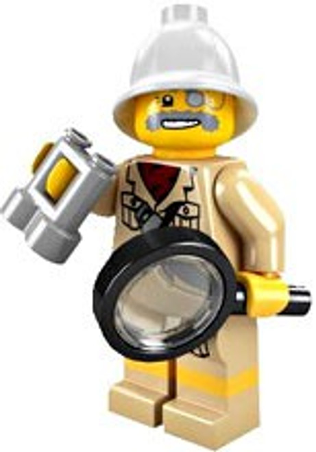 LEGO Minifigures Series 2 Jungle Explorer Minifigure [Loose]