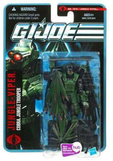 GI Joe Pursuit of Cobra Jungle-Viper Action Figure
