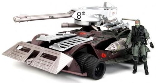 GI Joe Pursuit of Cobra Cobra Fury Action Figure Vehicle