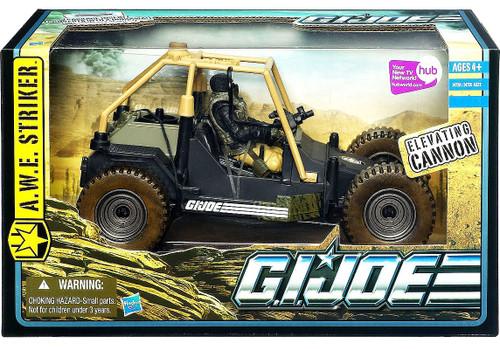 GI Joe Pursuit of Cobra A.W.E. Striker Action Figure Vehicle