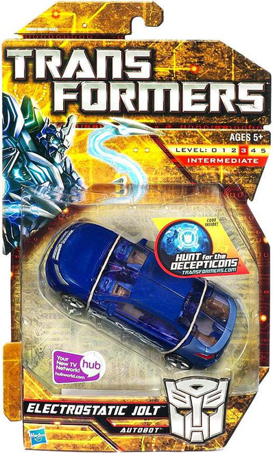 Transformers Hunt for the Decepticons Electrostatic Jolt Deluxe Action Figure