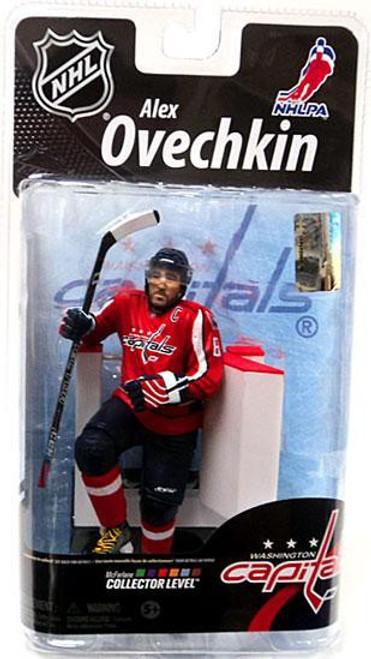 McFarlane Toys NHL Sports Picks Series 26 Alex Ovechkin Action Figure