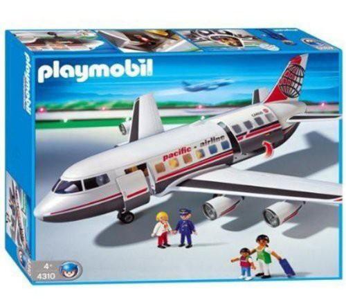 Playmobil Transport Jet Plane Set #4310