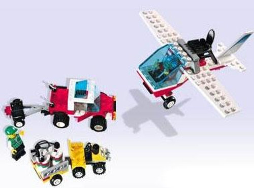 LEGO System Dragon Fly Set #2147