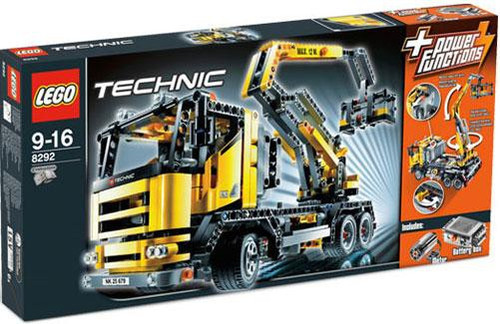 LEGO Technic Power Functions Cherry Picker Set #8292