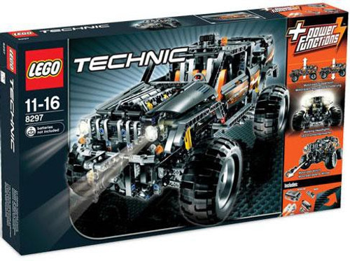 LEGO Technic Power Functions Off Roader Set #8297