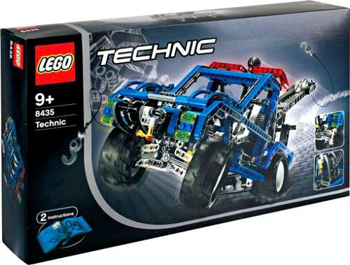LEGO Technic 4WD Set #8435