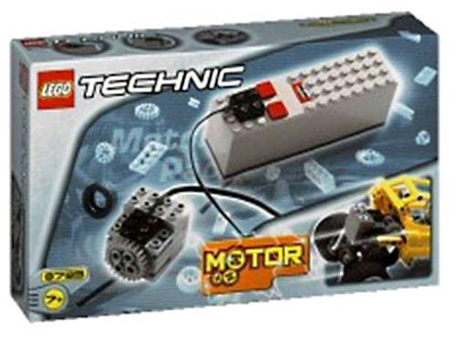LEGO Technic 9 Volt Motor Set #8735