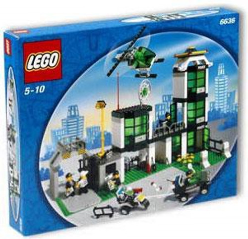 LEGO Command Post Central Set #6636