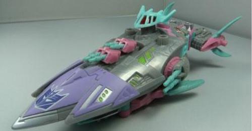 Transformers Botcon Exclusives Sharkticon Air Shark Exclusive Action Figure