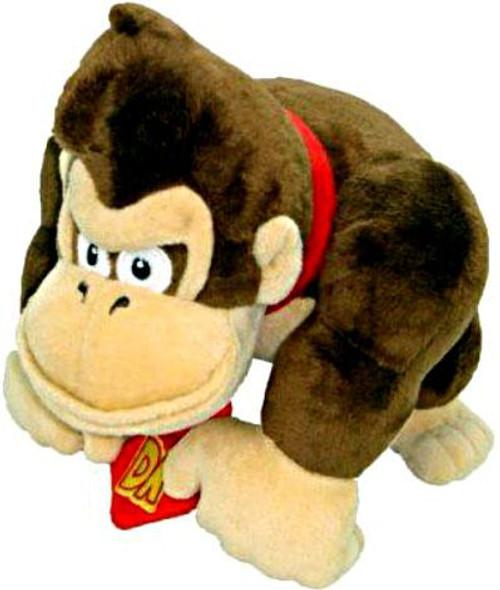 Super Mario Donkey Kong 9-Inch Plush
