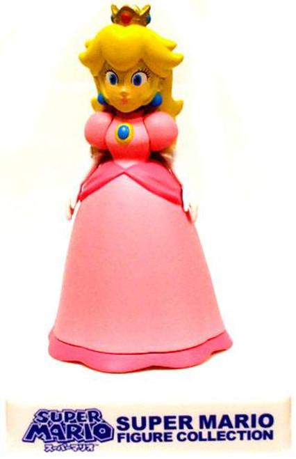 Super Mario Figure Collection Princess Peach 3-Inch Mini Figure