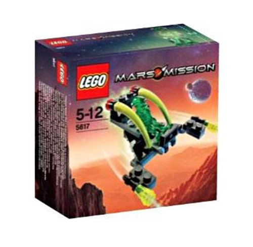 LEGO Mars Mission Alien Jet Exclusive Set #5616