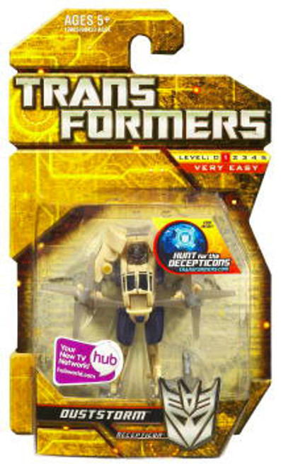 Transformers Hunt for the Decepticons Duststorm Legends Action Figure