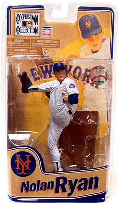 McFarlane Toys MLB Cooperstown Collection Series 8 Nolan Ryan Action Figure