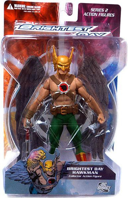 DC Green Lantern Brightest Day Series 2 Brightest Day Hawkman Action Figure