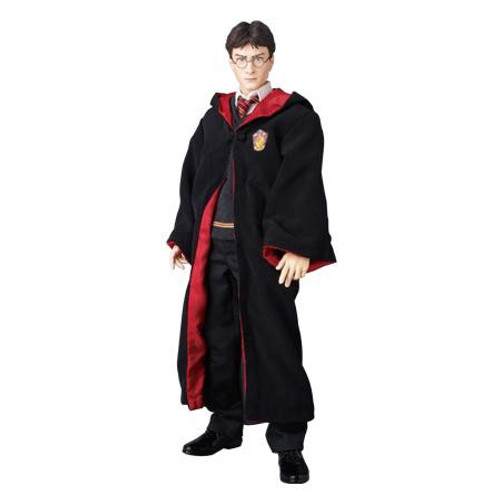 The Deathly Hallows Real Action Heroes Harry Potter Action Figure