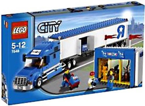 LEGO City Toys R Us Truck Exclusive Set #7848