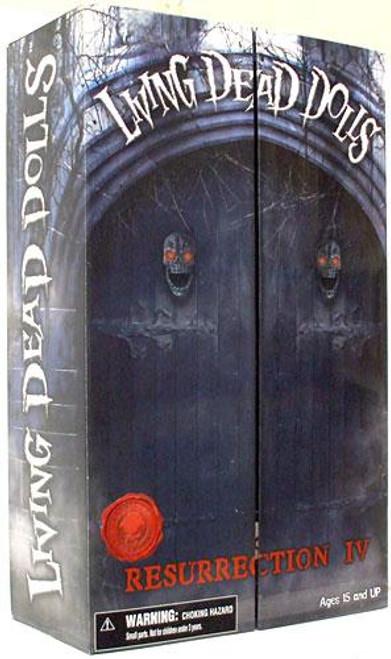 Living Dead Dolls Resurrection IV Died & Doom Exclusive Doll 2-Pack